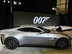 Aston Martin Bond Bond 24 Spectre Bond Aston Martin Db10 Business
