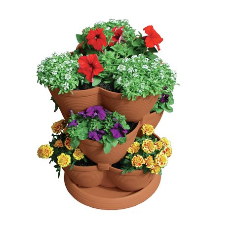 Akro Mils Planters by Akro Mils Lawn Garden Novelty Pot Planter Reviews