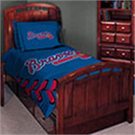 atlanta braves bedding mlb room decor gifts merchandise