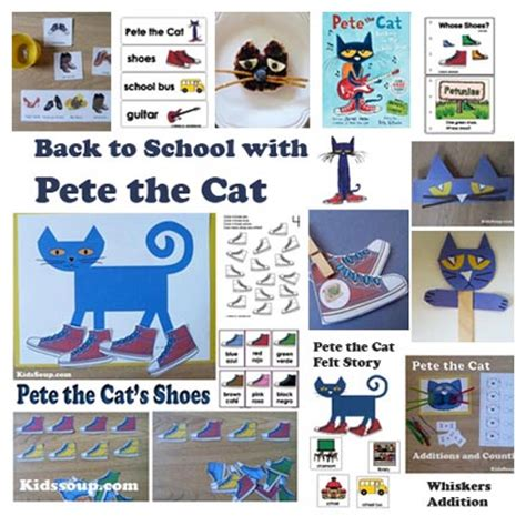 story time pete the cat rocking in my school shoes kidssoup