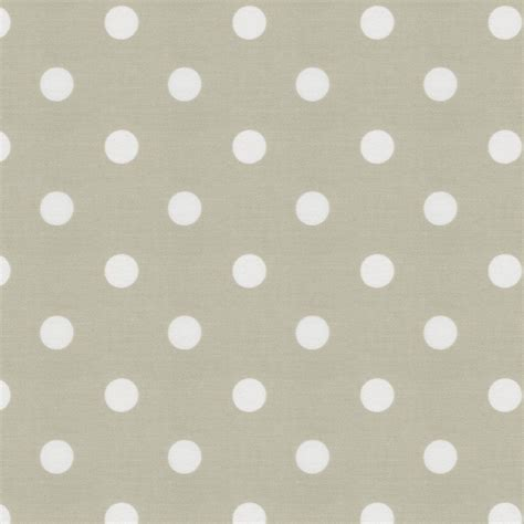 polka dot l shade taupe and white polka dot fabric by the yard taupe