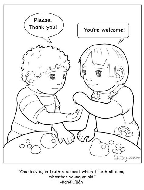 Printable Cooperation Coloring Pages For Kindergarten Coloring Posters Printable L