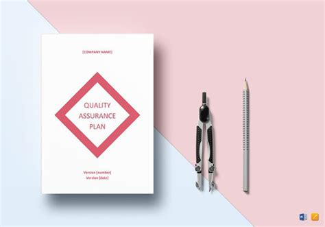 contemporary quality assurance procedures template gallery example