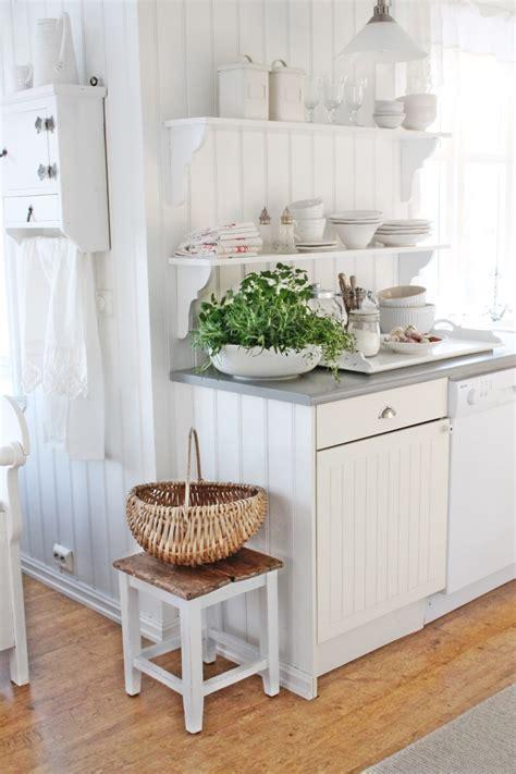 biała kuchnia kuchnia styl rustykalny aranżacja i wystr 243 j wnętrz dom z pomysłem