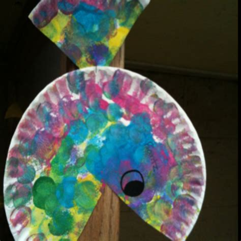 Paper Crafts For 3 Year Olds - paper plate fish craft great for 2 5 year olds future