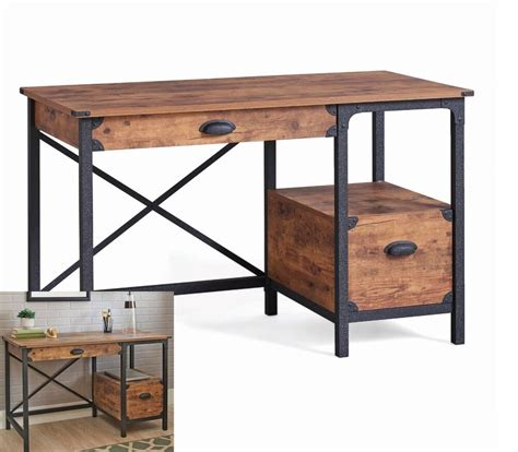 Small Writing Desks With Drawers by Rustic Antique Writing Desk Small Home Office Table Pine