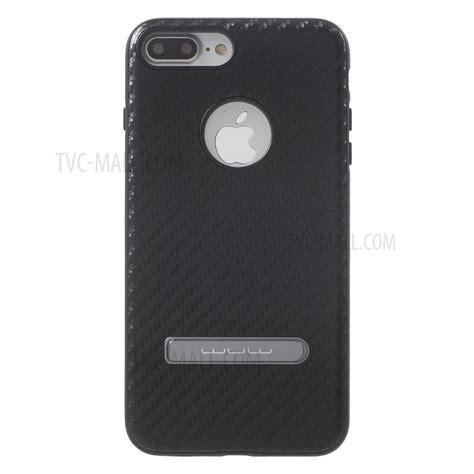 Carbon Series For Iphone 7plus wuw flavor a series for iphone 7 plus carbon fiber leather