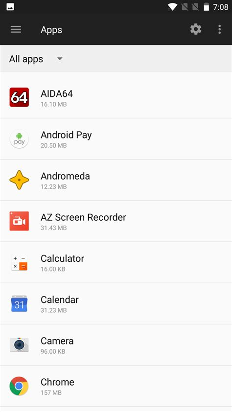 android change default app how to change default apps on the oneplus 5 android authority