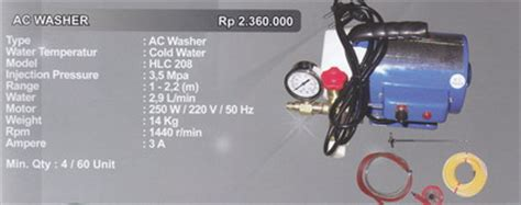 Alat Vacum And Spray Sf 807a hl 2b ac washer products of mesin vacuum jet cleaner