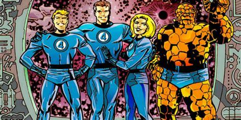 best fantastic four comics why marvel sidelined fantastic four comics screen rant