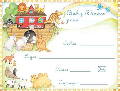 tarjetas de invitacion para imprimir baby shower gratis invitaciones de baby shower para imprimir universo guia