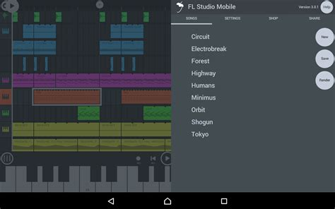 fruity loops mobile free fl studio mobile android apps on play