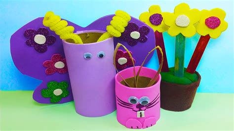 New Handmade Things - diy how to make 3 handmade time easter