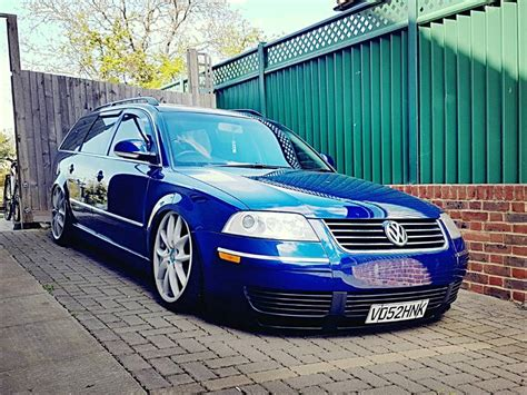 volkswagen passat modified modified vw passat b5 5 sport estate 1 9tdi