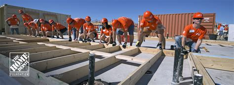 the home depot the home depot foundation grants