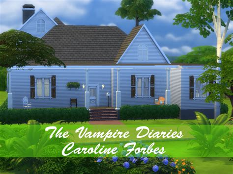 forbes house candiii s the vire diaries caroline forbes house