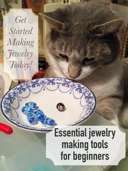 essential tools for jewelry dishfunctional designs essential jewelry tools for