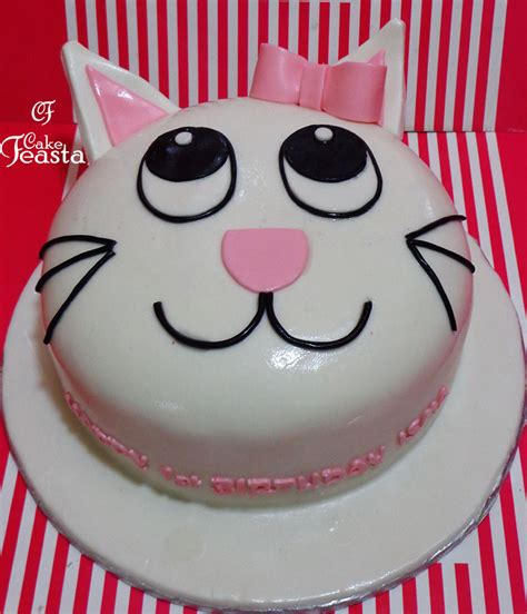 Cat Girl Birthday Cake   Customized Cakes in Lahore   Free Delivery