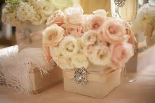 blush and gold centerpieces blush wedding rooted in