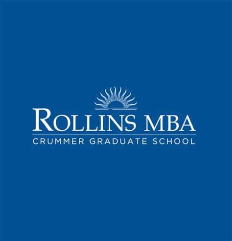 Mba Insrtrcutuer by Rollins Mba Crummer Graduate School Of Business