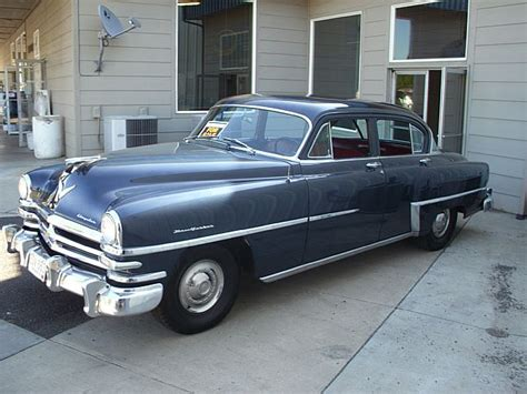 1953 Chrysler New Yorker For Sale by 1953 Chrysler New Yorker For Sale Yakima Washington