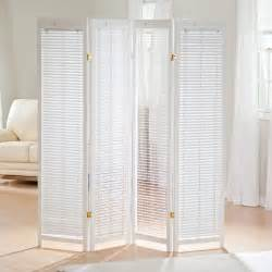 room screens tranquility wooden shutter screen room divider in white