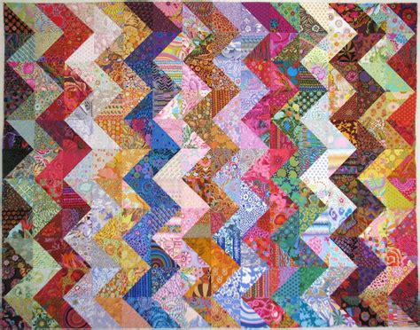 Quilt Fabric by Exuberant Color Quilts With Kaffe Fassett Fabric