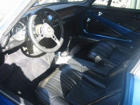 renault alpine interior the right look 1971 renault alpine a110 bring a trailer