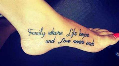 family quotes tattoos family quotes for tattoos image quotes at relatably
