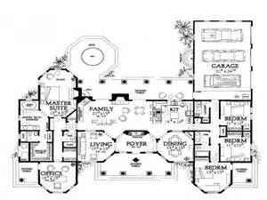 Mediterranean House Plans With Courtyards mediterranean house floor plans mediterranean houses with courtyards