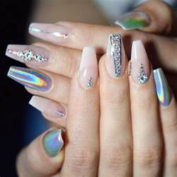 What You Need To Do Acrylic Nails At Home by Nail Art Chrome Powder Dphim Net