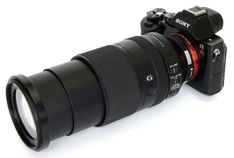 Lensa Sony Fe 70 200mm F4 G Oss sony fe 70 300mm f4 5 5 6 g oss lens review ephotozine lens rumors