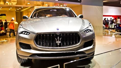 maserati truck 2014 maserati to launch new diesel sedan in 2013 suv in 2014