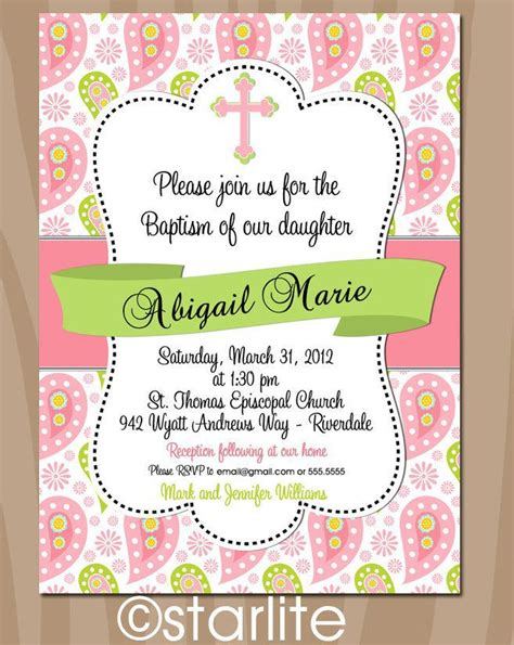 christening card template free baptism invitation free baptism invitations to print