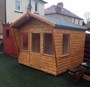 garden summer houses amr sheds falkirk