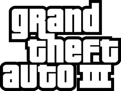 Grand Theft Auto 3 Logo gta 3 patch 1 1 file grand theft auto iii mod db