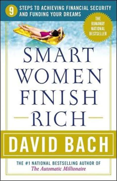 Smart Women Finish Rich 9 Steps To Achieving Financial | smart women finish rich 9 steps to achieving financial