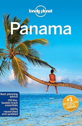 the guide to panama guides books cheapest copy of lonely planet panama travel guide by