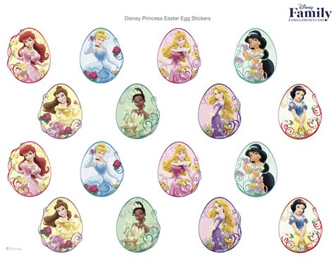 printable egg stickers easter printables