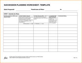 Succession Planning Template by Doc 500300 Succession Plan Template Succession