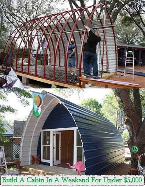 weekend cabin plans 25 best ideas about building a cabin on pinterest tiny