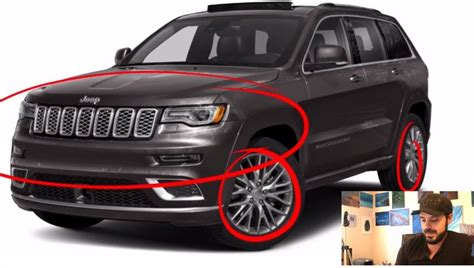 jeep grand cherokee rendered    budget
