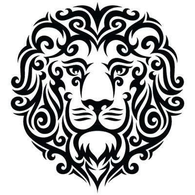 lion tattoo transparent png stickpng transparent png stickpng