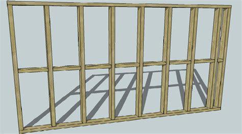 stud wall regulations diy extra