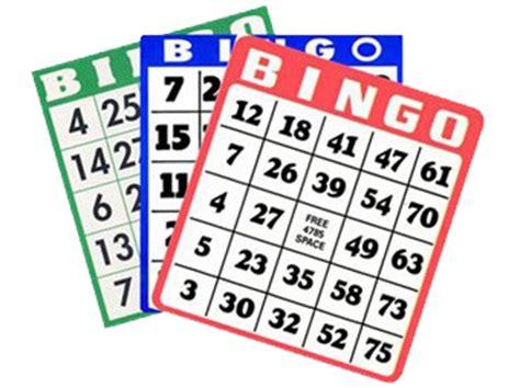 bingo card template png bingo clipart