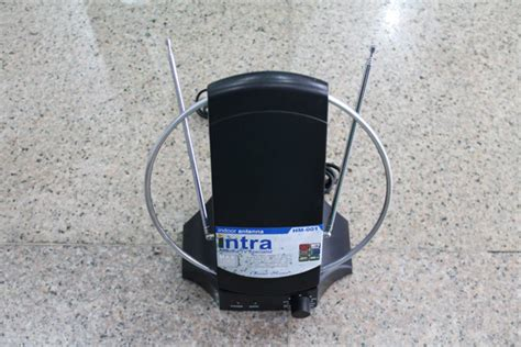 jual antena tv indoor merk intra type hm001 produkunik