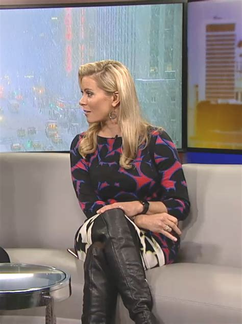 newswomen in boots the appreciation of booted news the golden