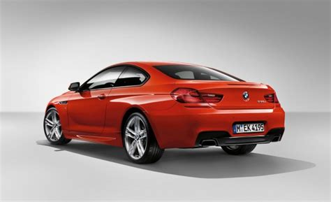 Bmw 6 Series 2014 by 2014 Bmw 6 Series M Sport Edition Announced