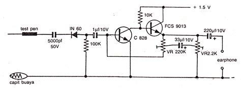 kaki basis transistor fcs 9013 28 images mengukur komponen dasar elektronika teknologi