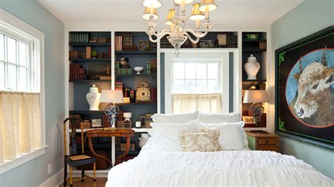 bedroom library 10 library and guest room combos we love today com